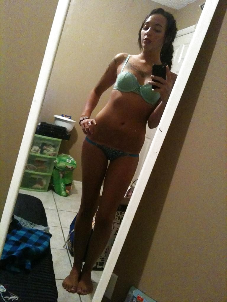 innocent looking naked amateur